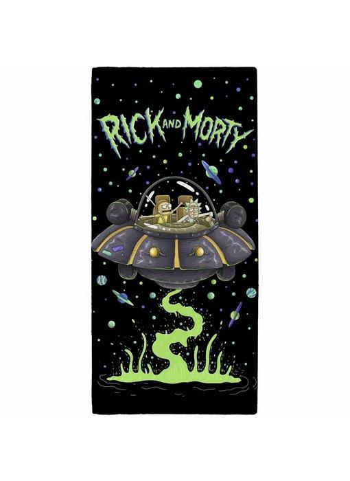 Rick and Morty Strandlaken 70x140cm