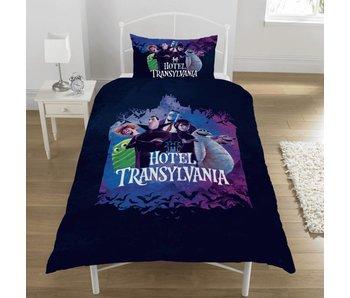 Hotel Transylvania Dekbedovertrek Casts 135x200cm