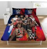World Wrestling Entertainment Super - Housse de couette - Double - 200 x 200 cm - Multi