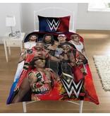World Wrestling Entertainment Super 7 - Duvet cover - Single - 137 x 200 cm - Multi