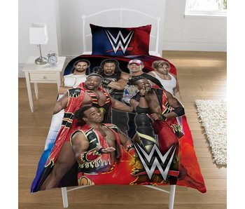 World Wrestling Entertainment Dekbedovertrek Super 7 135x200cm