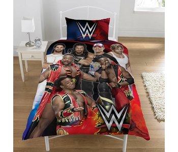 World Wrestling Entertainment Housse de couette Super 7 135x200cm