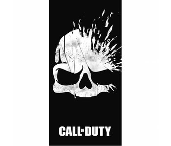 Call of Duty Beach Towel Broken Skull 70 x 140 cm