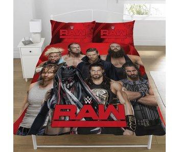 World Wrestling Entertainment Housse de couette Raw VS Smackdown 200x200cm