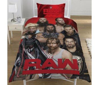 World Wrestling Entertainment Housse de couette Raw VS Smackdown 135x200