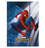 Spider-Man Homecoming - Folder - A4 - Blue