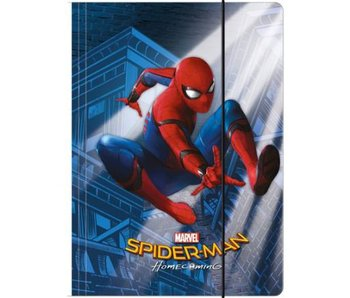Spider-Man Mappe Homecoming A4