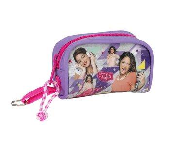Disney Violetta Neon wallet