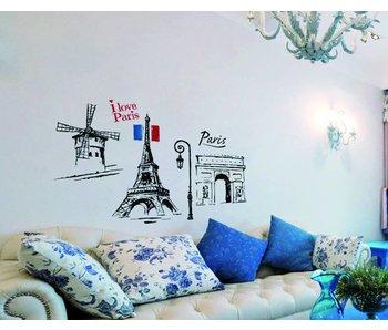 Parijs Vinyle Paris