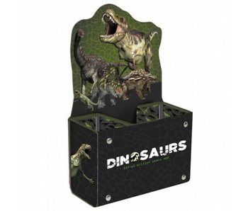 Animal Pictures Pen holder Dinosaur