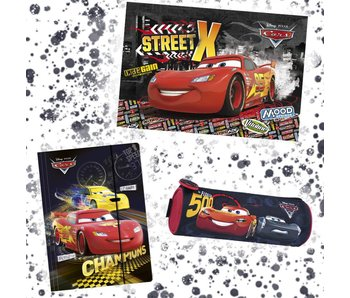 Disney Cars Cadeau Set School