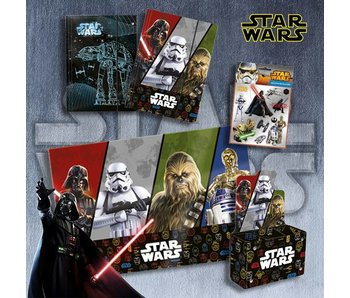Star Wars Cadeau Set School