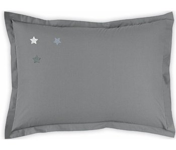 Matt & Rose Cushion Cover Douce Nuit Graphite Grey 50x70 cm