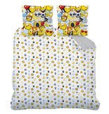 Smiley Mood - Bettbezug - Doppelbett - 240 x 220 cm - Multi