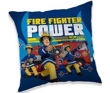 Brandweerman Sam Dekokissen Power 40x40cm