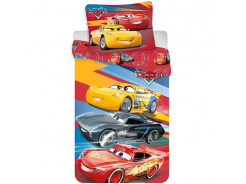 Disney Cars Cruz Ramirez - Duvet cover - Single - 140 x 200 cm - Multi