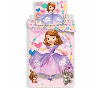 Disney Sofia The First Bettbezug Dress 140x200 cm