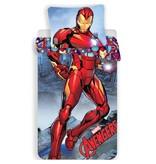 Marvel Avengers Iron Man - Duvet cover - Single - 140 x 200 cm - Multi
