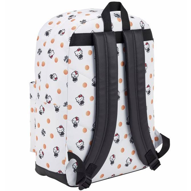 e31a006926b5 Hello Kitty Backpack Polka Dots 43cm for laptop 15.6