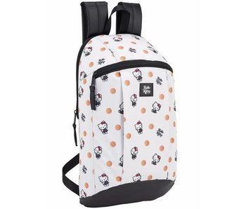 Hello Kitty Rucksack Polka Dots 39cm