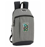 Paul Frank Jungle - Backpack - 39 cm - Gray