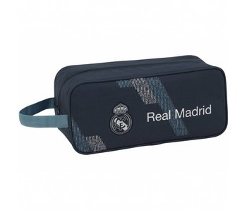 Real Madrid Shoe bag / toiletry bag 34cm