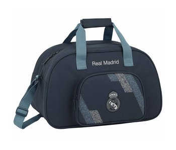 Real Madrid Sports bag black 40cm