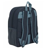 Real Madrid - Backpack - 38 cm - Gray
