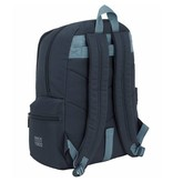 Real Madrid - Backpack - 43 cm - Gray