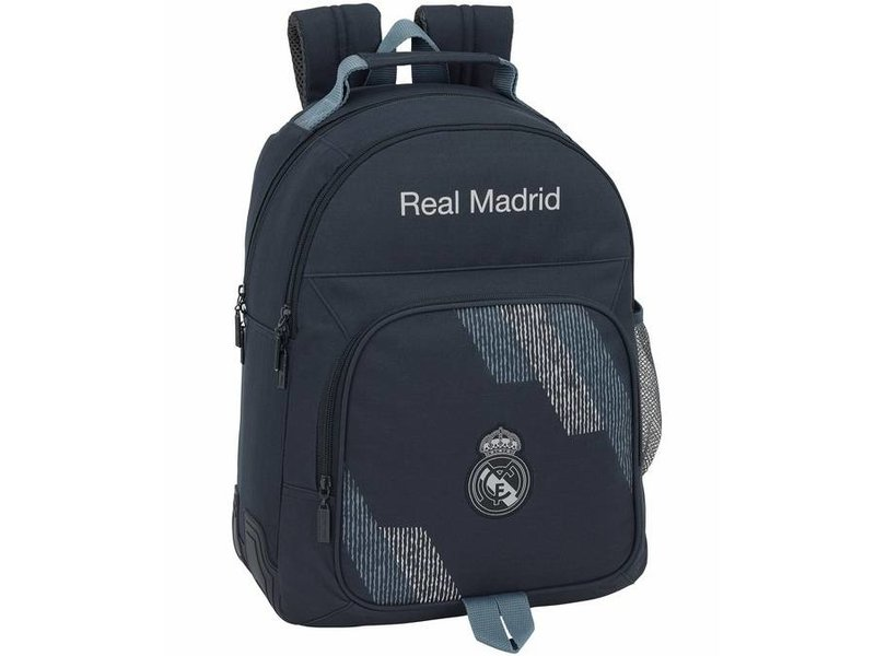 Real Madrid - Extra strong backpack - 42 cm - Gray