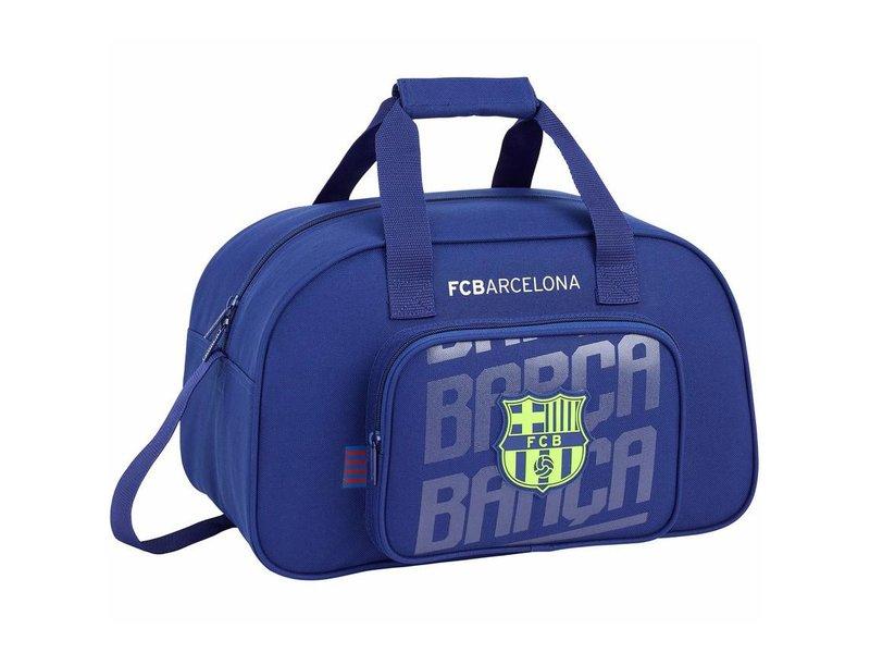 FC Barcelona - Sports bag - 40 cm - Blue