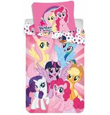 My Little Pony Better Together - Duvet cover - Single - 140 x 200 cm - Multi