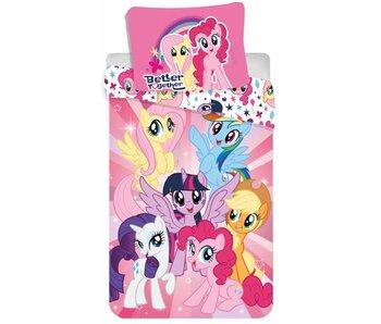 My Little Pony Housse de couette Better Together 140x200 cm