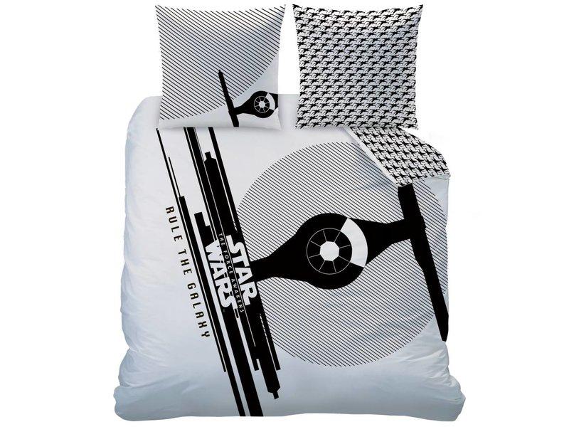 Star Wars Fighter - Duvet cover - Lits Jumeaux - 240 x 220 cm - White