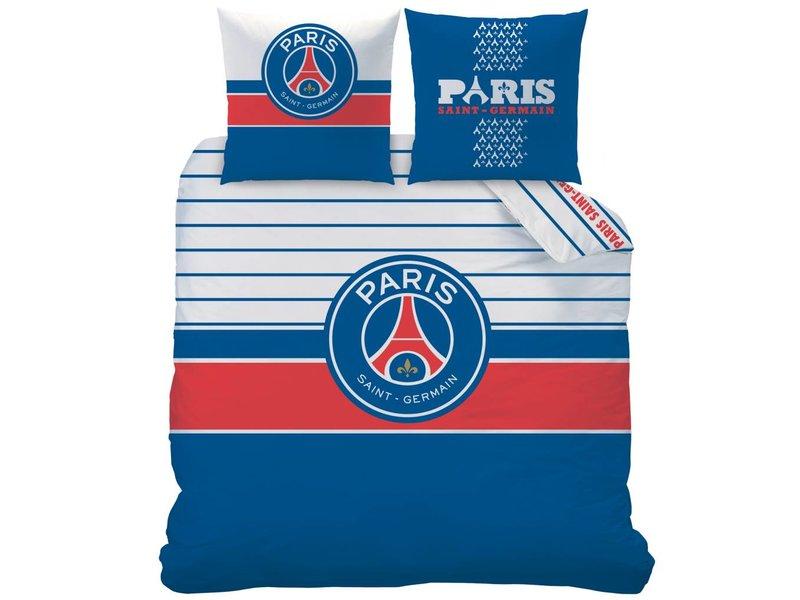 Paris Saint Germain Logo - Duvet cover - Linen Jumeaux - 240 x 220 cm - Multi