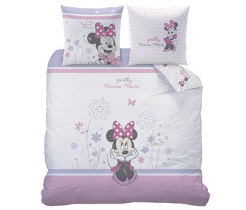 Disney Minnie Mouse Bettbezug Poetic Flowers 240x220cm