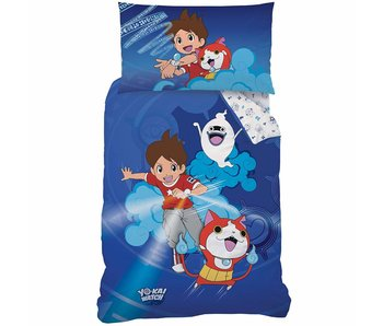 Yo-Kai Watch duvet cover Gang 140x200cm + 70x90cm