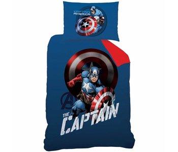 Marvel Avengers dekbedovertrek Mission 140x200cm + 60x80cm