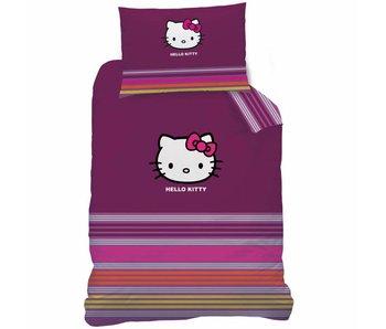 Hello Kitty dekbedovertrek Sarah 140x200cm + 70x90cm