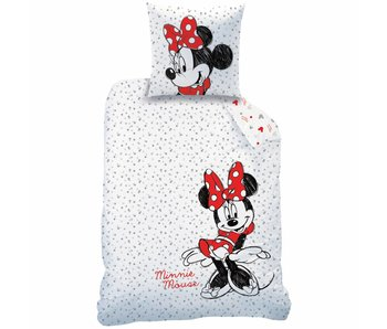 Disney Minnie Mouse Duvet cover Drawing 140x200cm