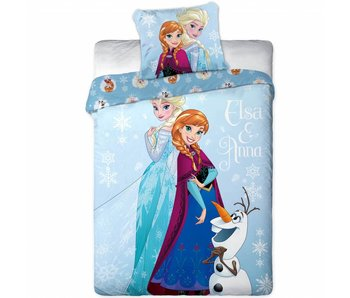 Disney Frozen Duvet cover Elsa & Anna Flannel