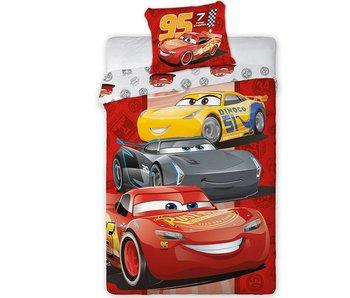 Disney Cars Dekbedovertrek Flanel