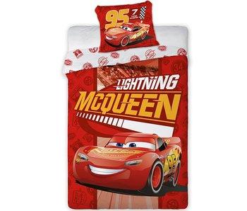 Disney Cars Housse de couette Lightning Mc Queen Flannel