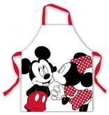 Disney Minnie Mouse Cooking Apron Kiss - 77x72cm - Multi