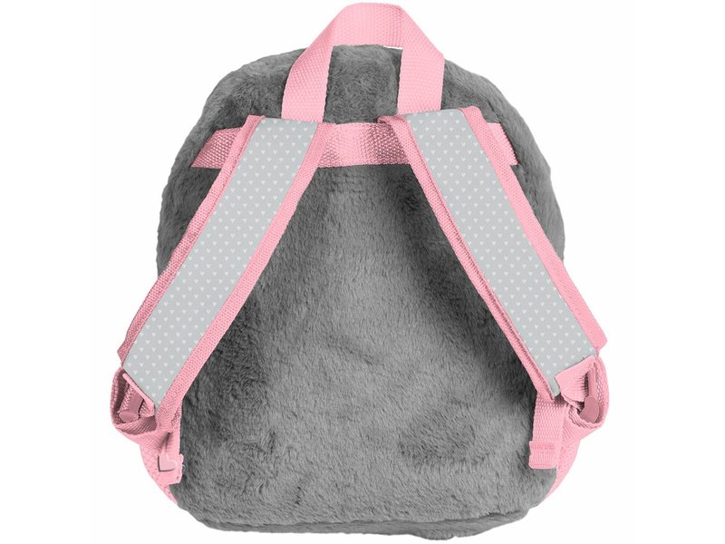 Studio Pets Sweet Kitty -  Toddler Backpack - 29x24x9cm - Gray