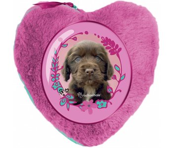 Rachael Hale Pluche make-up tasje Cute Puppy 15cm
