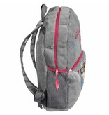 Rachael Hale Clever Kitty - Backpack - 42 x 30 x 9 cm - Gray