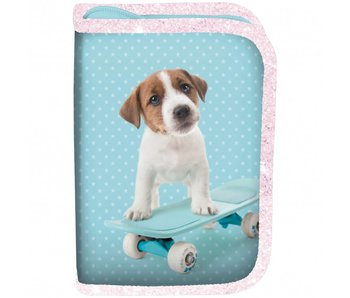 Studio Pets Filled pencil case skateboard Skateboard 19,5x13x3,5cm
