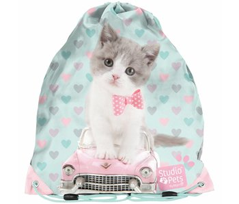 Studio Pets Small Gymbag 38x34cm - Multi