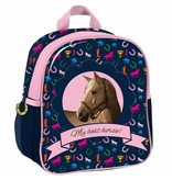Animal Pictures My Best Horse - Toddler Backpack - 28 x 22 x 10 cm - Multi